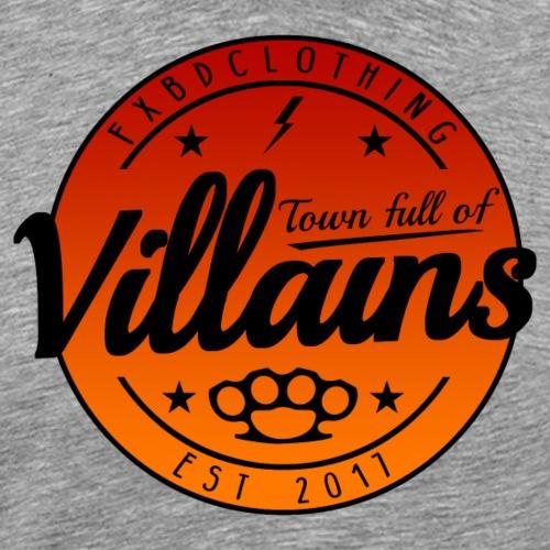 Villains - Men's Premium T-Shirt