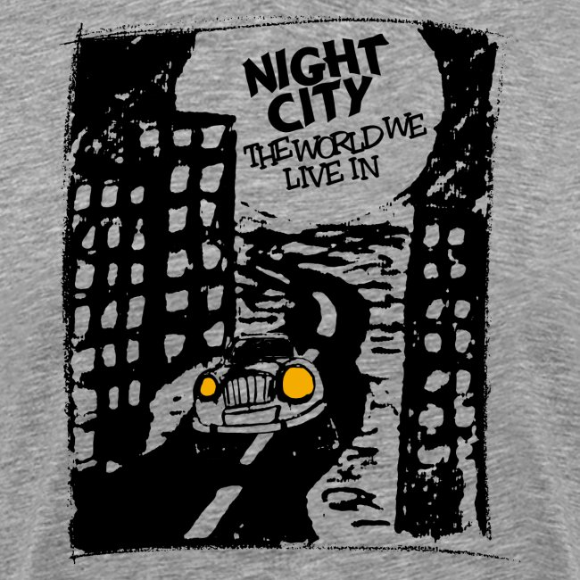 Night City - den verden vi lever i