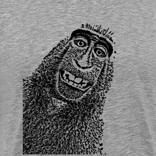 Funky Monkey - Männer Premium T-Shirt