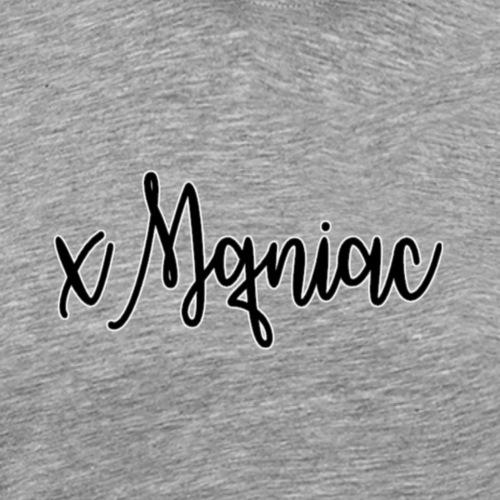 xMqniac - TheCrazedManiac Swifty Merch - Men's Premium T-Shirt