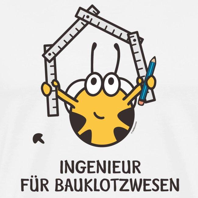 INGENIEUR FÜR BAUKLOTZWESEN