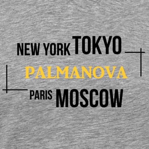 Palmanova City auf Mallorca - Männer Premium T-Shirt