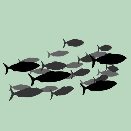 Vis Fish - Mannen Premium T-shirt