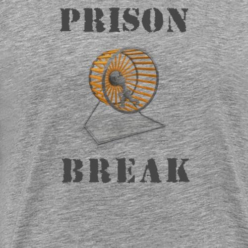 PrisonBreak - Männer Premium T-Shirt