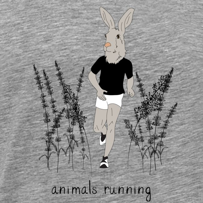 Lièvre running