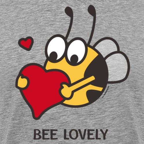 BEE LOVELY - Männer Premium T-Shirt