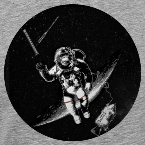 FINAL GRAVITY CIRCLE - Men's Premium T-Shirt