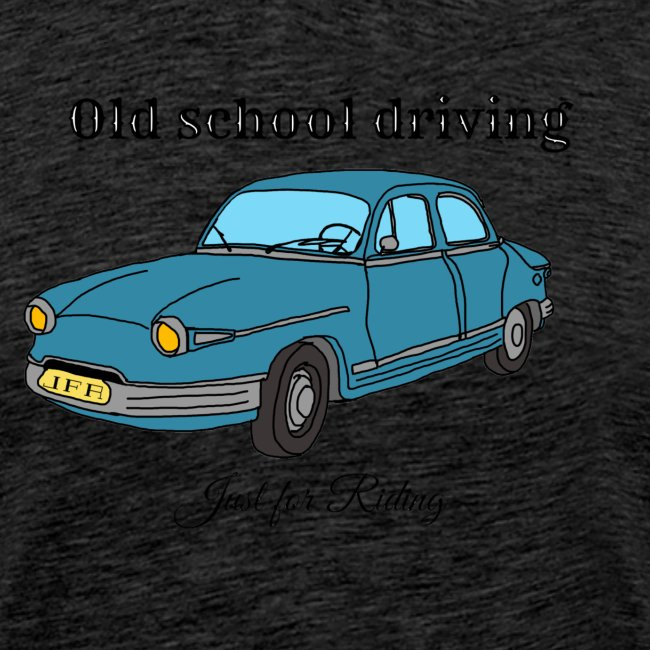 Old school driving
