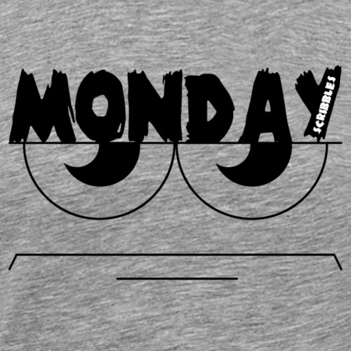 monday - Herre premium T-shirt