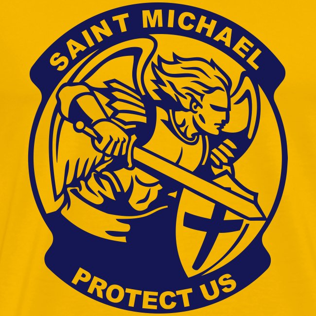 SAINT MICHAEL PROTECT US