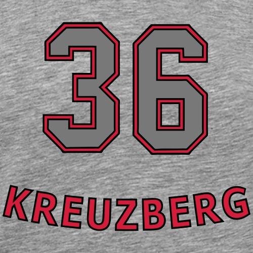 KREUZBERG 36 - Mannen Premium T-shirt