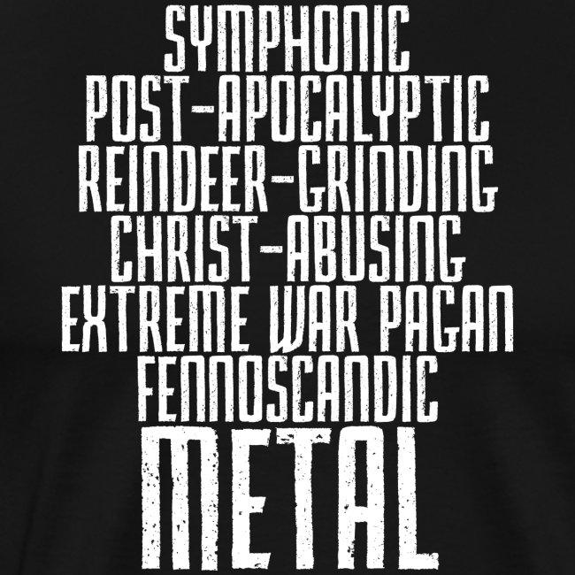 Symphonic Post-Apocalyptic Reindeer-Grinding...