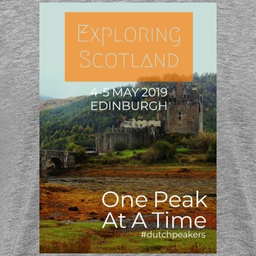 Exploring Scotland 1 - Men's Premium T-Shirt