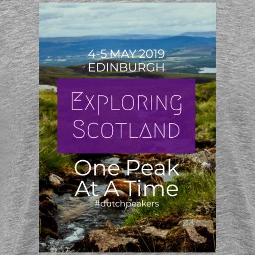 Exploring Scotland 2 - Men's Premium T-Shirt