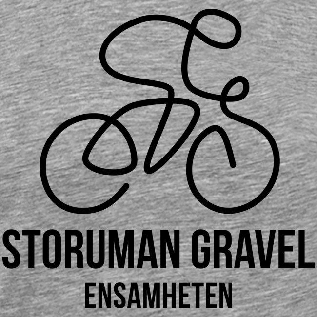 Storuman Gravel / Svart