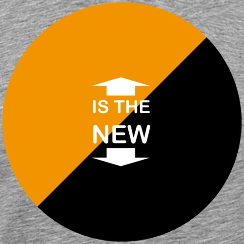 Orange is the new black - Premium T-skjorte for menn