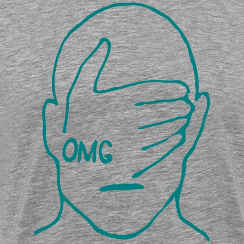 OMG - Männer Premium T-Shirt
