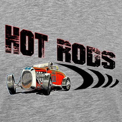 HOT RODS - T-shirt Premium Homme