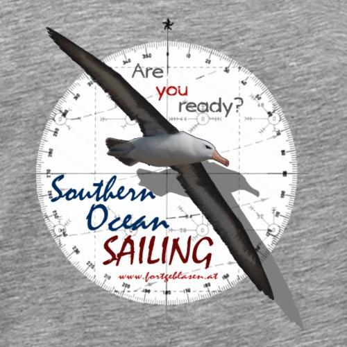 southern ocean sailing - Männer Premium T-Shirt