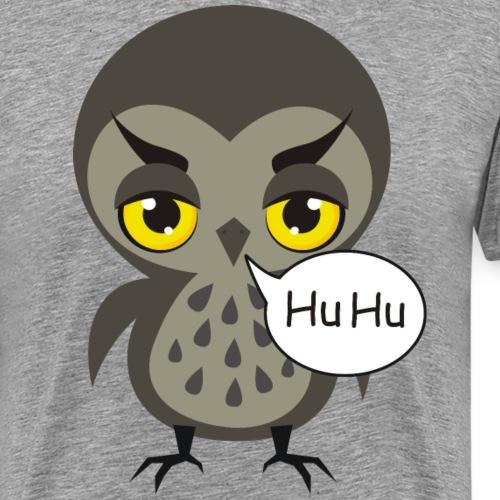 Sowa - Koszulka męska Premium