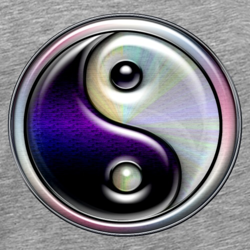 YinYang - Men's Premium T-Shirt