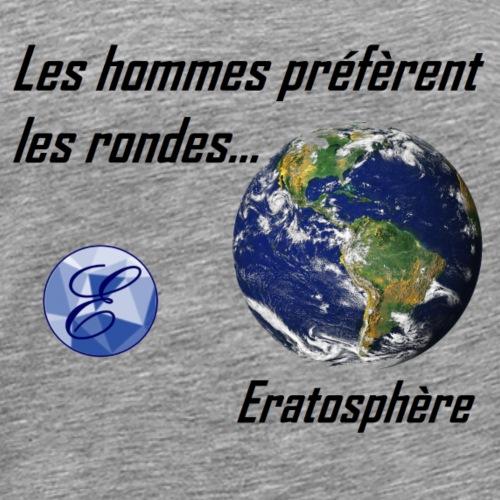 les rondes... - T-shirt Premium Homme