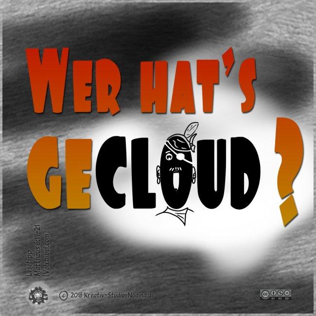 Kreativ Studio Nuding Design Wer hats gecloud?