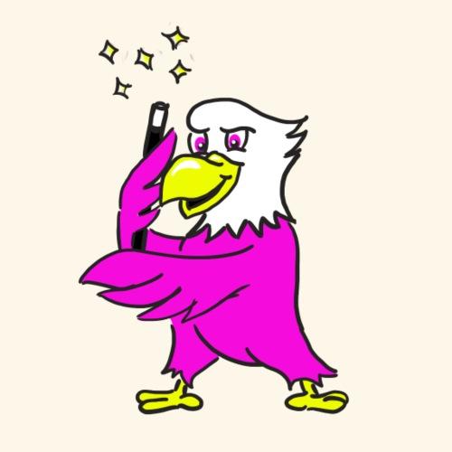 Magic eagle - Männer Premium T-Shirt