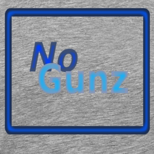 NoGunz_Shop_Design_1 - Herre premium T-shirt