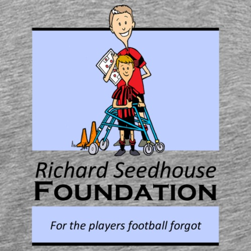 Richard Seedhouse Foundation - Men's Premium T-Shirt