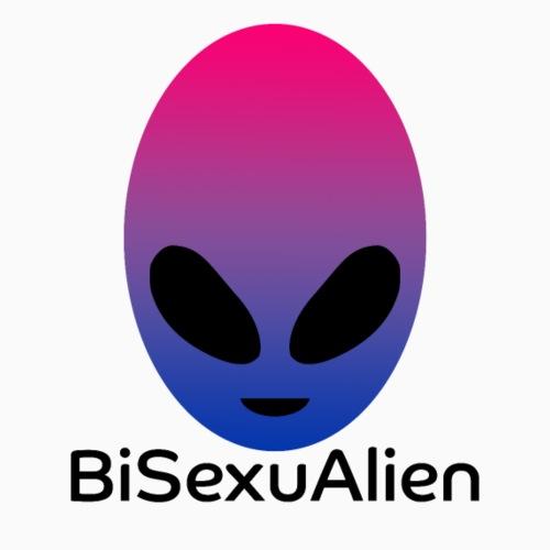BiSexuAlien - Men's Premium T-Shirt