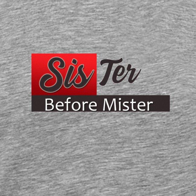 sister before Mister