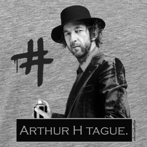 H Tague - T-shirt Premium Homme