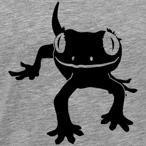 Crested Gecko - Männer Premium T-Shirt