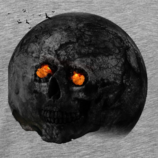 Tête de la terre brûlée