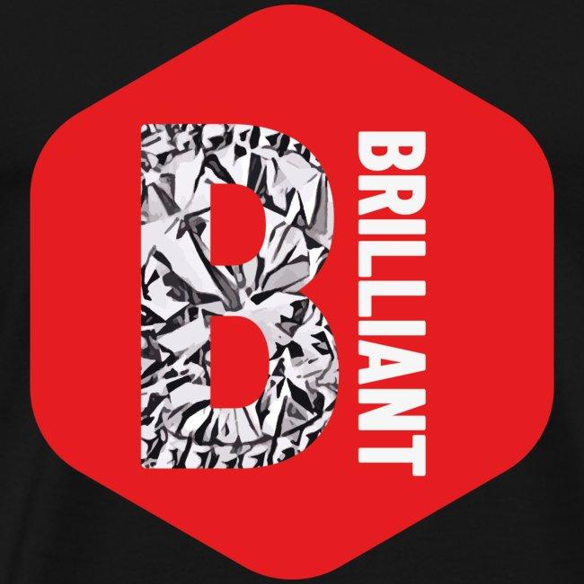 B brilliant red