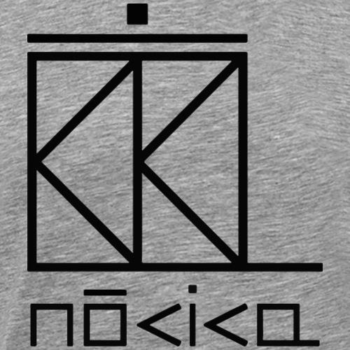 MòKIKA simbolo N - Maglietta Premium da uomo