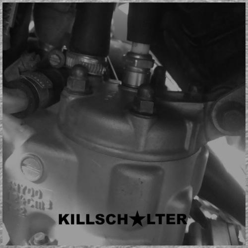 2stroke cylinder 8TS01 - Men's Premium T-Shirt