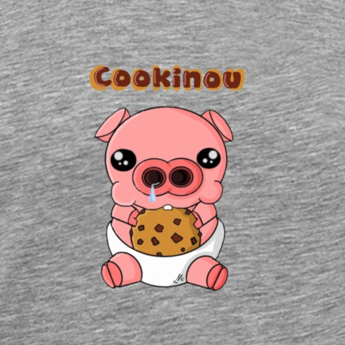 Cookinou - T-shirt Premium Homme