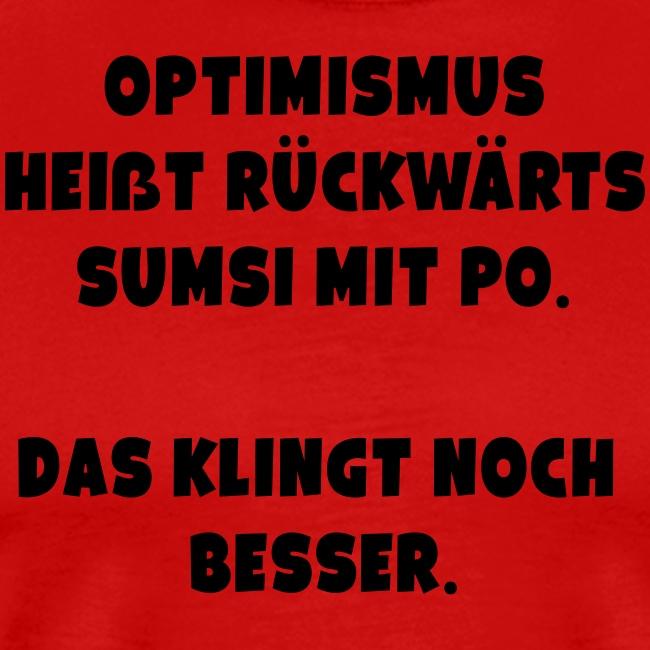 Optimismus Spruch ft1