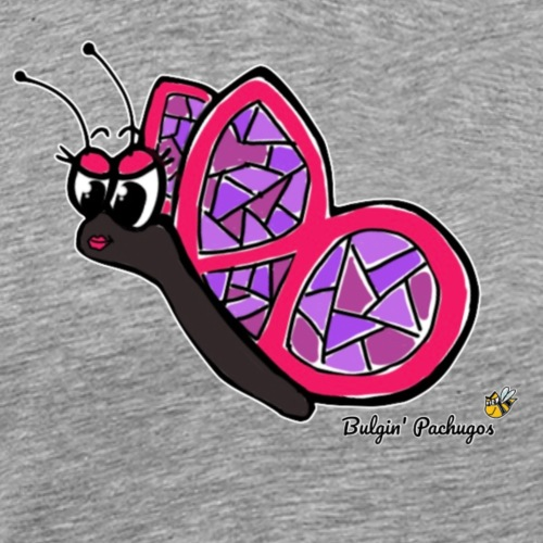 Bulgin' butterfly