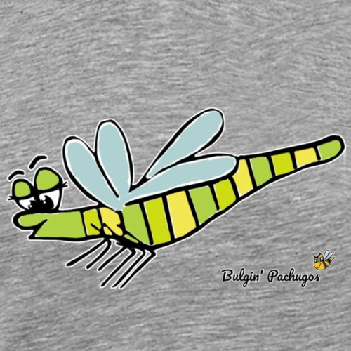 Bulgin' dragonfly