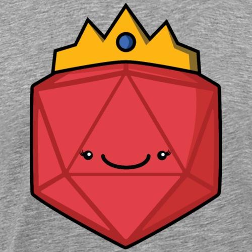 Dice Queen - Männer Premium T-Shirt