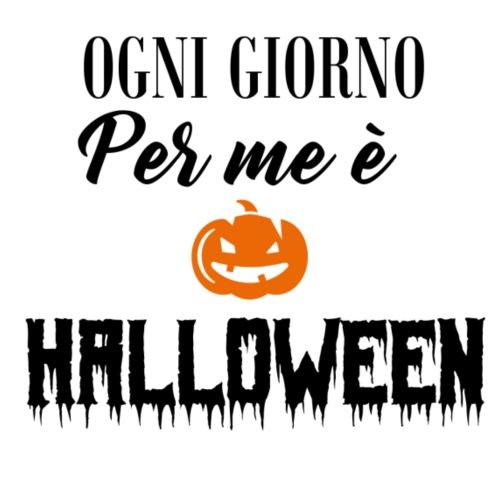 Ogni giorno è Halloween - Maglietta Premium da uomo