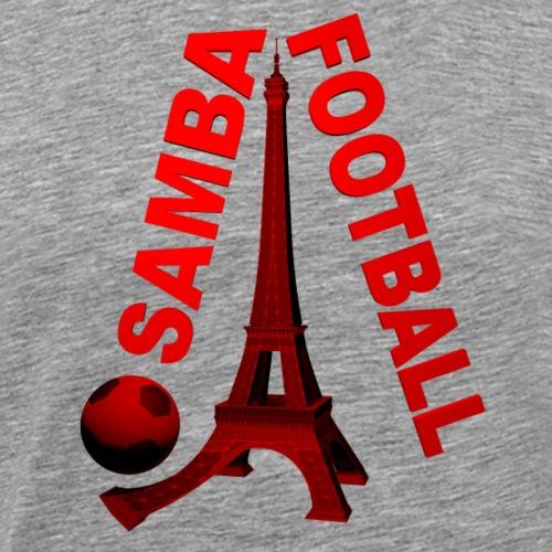 Paris SAMBA FOOTBALL - T-shirt Premium Homme