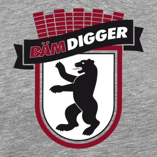 BämDigger - Männer Premium T-Shirt
