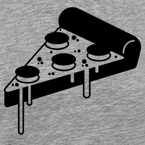 Pizza Love - Männer Premium T-Shirt