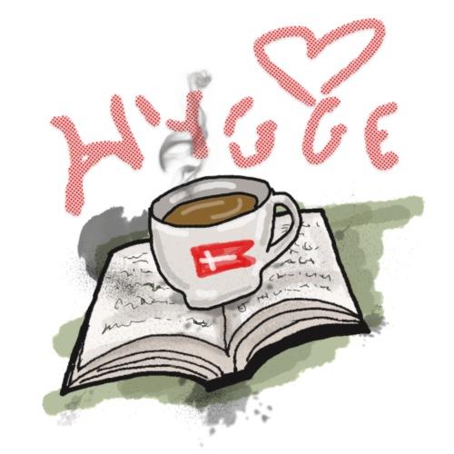 Hygge - Camiseta premium hombre