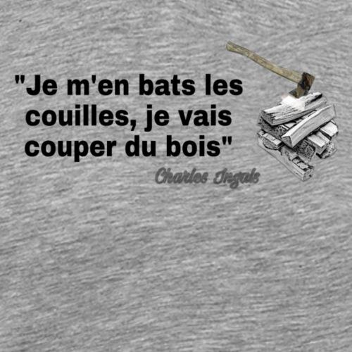 Idée cadeau humour - T-shirt Premium Homme
