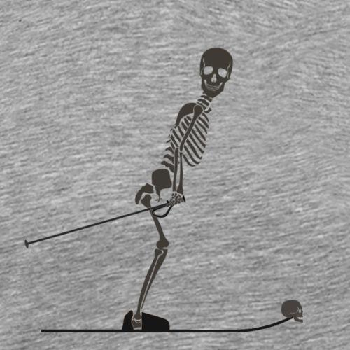 Ski Skeleton